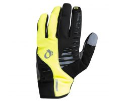zimní rukavice Pearl Izumi Cool Weather Glove CYCLONE GEL  žluté