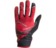 zimní rukavice Pearl Izumi Cool Weather Glove CYCLONE GEL červené