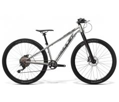 "juniorské kolo 27.5"" Amulet Youngster Carbon 27.5 2020 chrom"