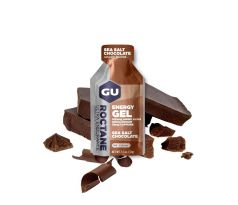 GU Roctane Energy Gel - Sea Salt/Chocolate